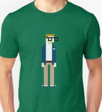 Asparagus Krayola Unisex T-Shirt
