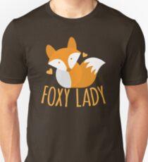 Foxy lady super cute kawaii foxy T-Shirt