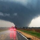 Rochelle Illinois EF-4 Tornado by stormypleasures
