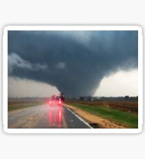 Rochelle Illinois EF-4 Tornado Sticker
