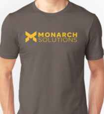 Quantum Break - Monarch Solutions Unisex T-Shirt