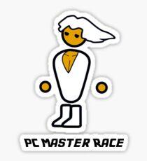 PCMR Sticker