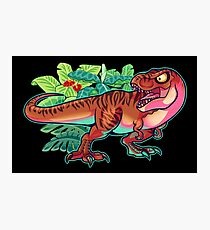 T-Rex Photographic Print