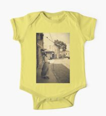 dance in the street One Piece - Short Sleeve