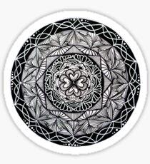 Mandala Zen art Sticker
