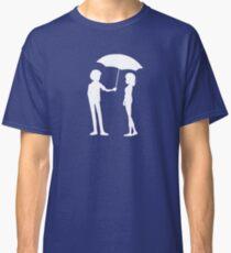 Caught in the Rain Classic T-Shirt