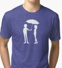 Caught in the Rain Tri-blend T-Shirt