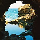 The Grotto - Great Ocean Road by Sophia Covington
