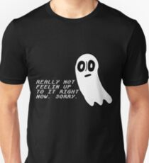 Undertale: Really not feeling up to it. T-Shirt