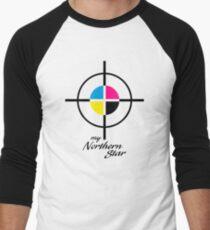 My Northern Star Men's Baseball ¾ T-Shirt