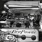 Chrysler FirePower by Sophia Covington