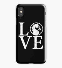 Mortal Love iPhone Case