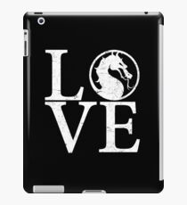 Mortal Love iPad Case/Skin