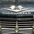 Old Chevrolet Bonnet by Sophia Covington