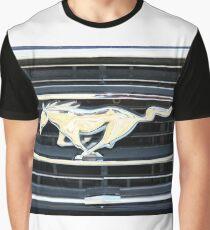 Mustang Shine Graphic T-Shirt