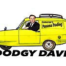 Offshore Dave (Dodgy Dave) by GraphicMonkey
