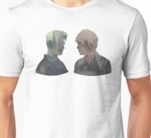 Malec - Shadowhunters - Face to face Unisex T-Shirt