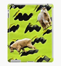 Two Goats iPad Case/Skin