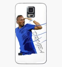 The King of Chelsea - Didier Drogba - Legend Case/Skin for Samsung Galaxy