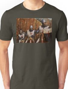 Scouting the Pilgrim Trail Unisex T-Shirt