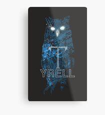 Tyrell Owl Metal Print