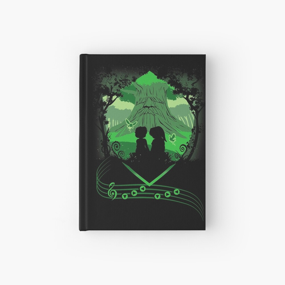 Saria's Song Hardcover Journal