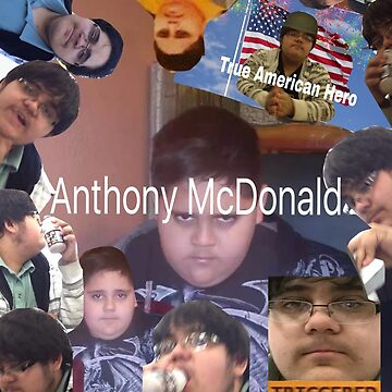Anthony Memetage by EthanIsLit