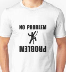 Climbing Problem Unisex T-Shirt