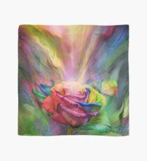 Healing Rose Scarf