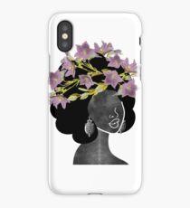 Wildflower Crown II iPhone Case/Skin
