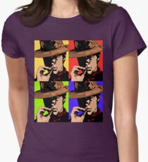 Dirty Clint Women's Fitted T-Shirt