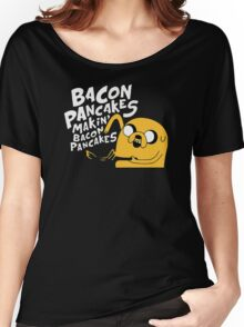 Makin' Bacon Pancakes Women's Relaxed Fit T-Shirt