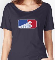 Geek Sport - National Gamers Association  Women's Relaxed Fit T-Shirt