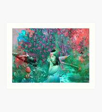 Fairy Tale Dream Art Print
