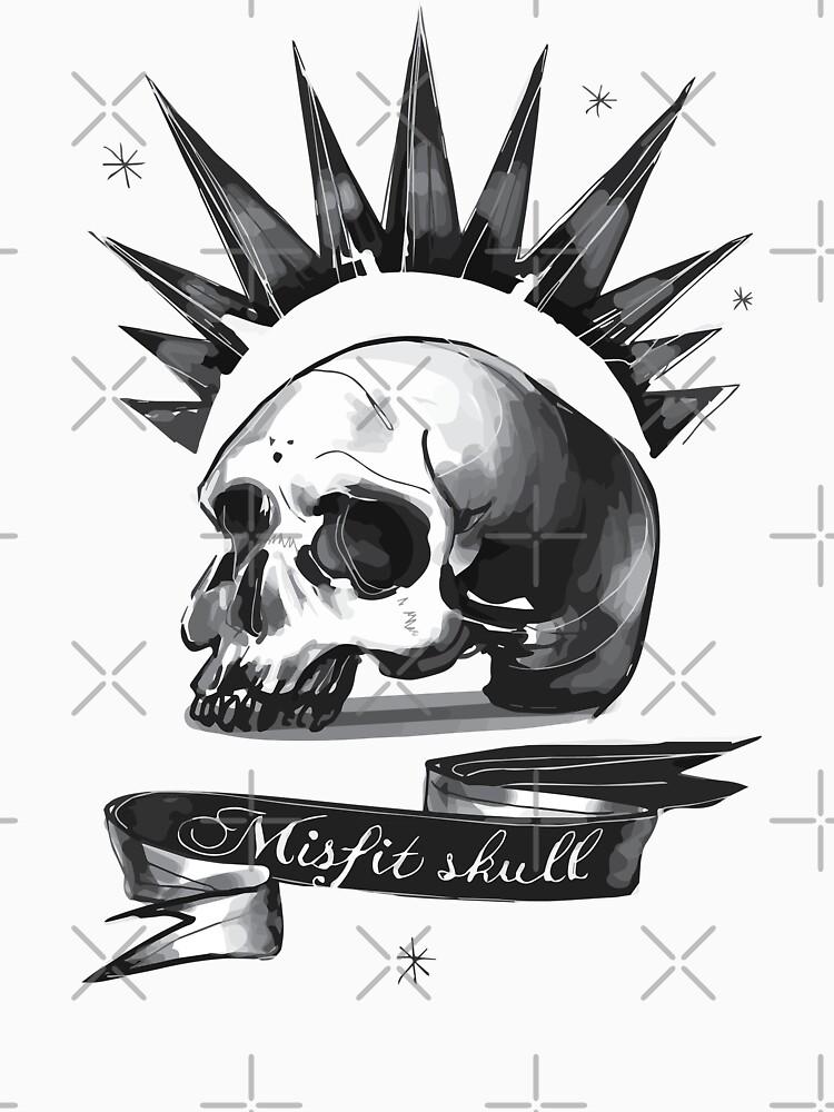 Misfit Skull - Chloe Preis, Preisfeld von fandemonium