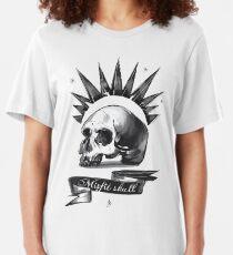 Misfit Skull - Chloe Preis, Preisfeld Slim Fit T-Shirt