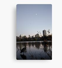 the Nature of Vancouver Canvas Print