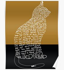 Ode To Cats Poster
