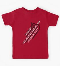 Monorail Red T-Shirt  Kids Clothes