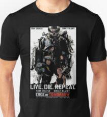 Edge of Tomorrow poster T-Shirt