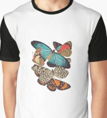 FF - Butterfly-4 Graphic T-Shirt