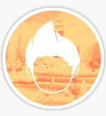 Lucas Circle Sticker