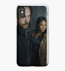 Sleepy Hollow - Ichabod and Abbie iPhone Case