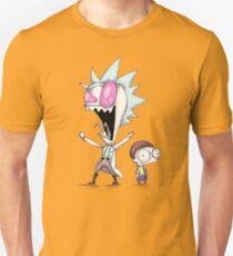 Zim & Morty Unisex T-Shirt