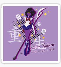 Soldier of Ruin and Birth Sticker