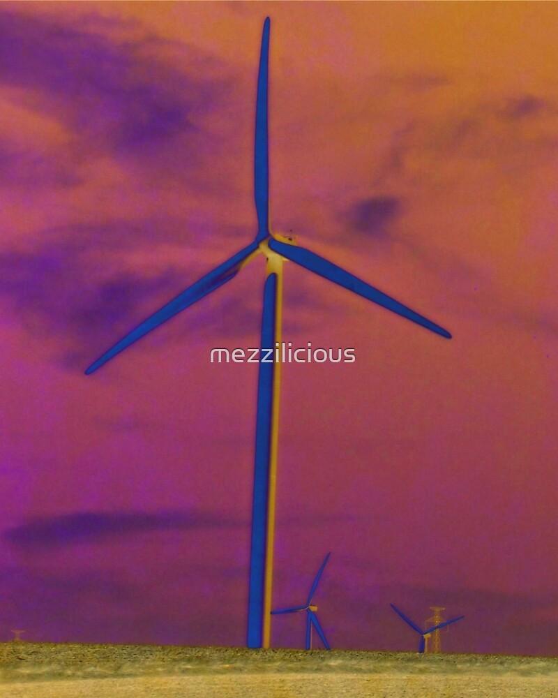 Turbine Time by mezzilicious