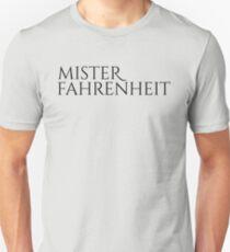 Queen - Mister Fahrenheit Unisex T-Shirt