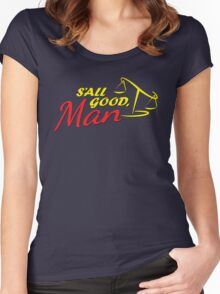 Better Call Saul - S'all Good, Man Women's Fitted Scoop T-Shirt