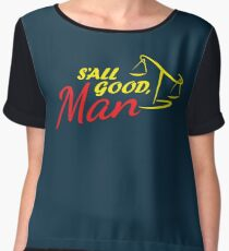 Better Call Saul - S'all Good, Man Chiffon Top
