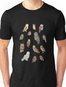 Owls Unisex T-Shirt